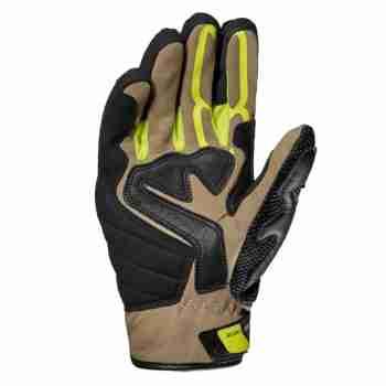 фото 3 Мотоперчатки Мотоперчатки Spidi Rebel C89 Black-Yellow L