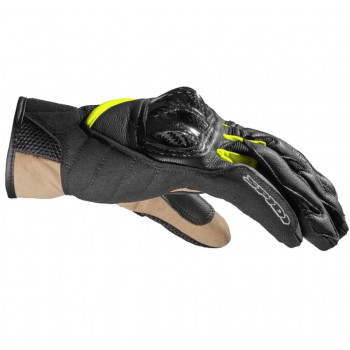 фото 2 Мотоперчатки Мотоперчатки Spidi Rebel C89 Black-Yellow M