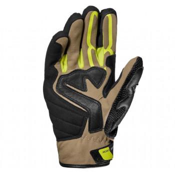 фото 3 Мотоперчатки Мотоперчатки Spidi Rebel C89 Black-Yellow M