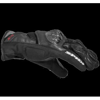 фото 3 Мотоперчатки Мотоперчатки Spidi X4 Coupe Black-White 2XL