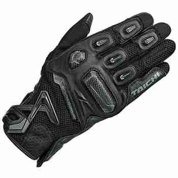 фото 1 Мотоперчатки Мотоперчатки RS Taichi Raptor Mesh Black S