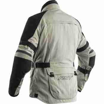 фото 2 Мотокуртки Мотокуртка RST Pro Series X-Raid CE Textile Jacket Magnesium-Black 58