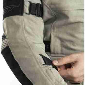 фото 5 Мотокуртки Мотокуртка RST Pro Series X-Raid CE Textile Jacket Magnesium-Black 58