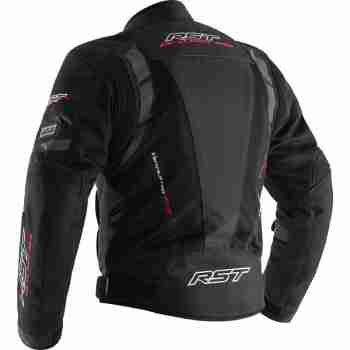 фото 2 Мотокуртки Мотокуртка RST Pro Series Ventilator 5 CE Textile Jacket Black 52