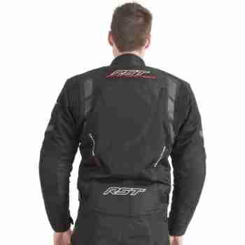 фото 8 Мотокуртки Мотокуртка RST Pro Series Ventilator 5 CE Textile Jacket Black 52