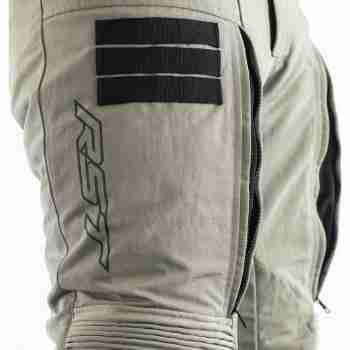 фото 3 Мотоштаны Мотоштаны RST Pro Series X-Raid CE Textile Jean Magnesium-Black 38