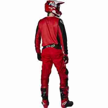 фото 3 Кроссовая одежда Мотоджерси FOX 180 Prix Jersey Flame Red 2XL