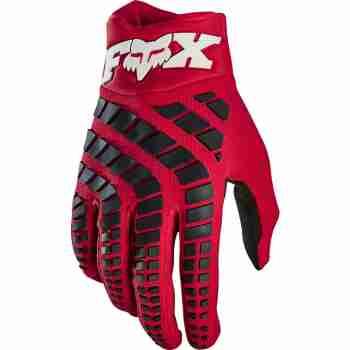 фото 1 Мотоперчатки Мотоперчатки FOX 360 Glove Flame Red L (10)