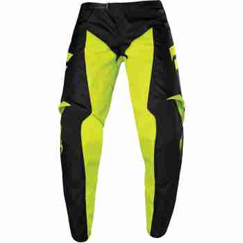 фото 2 Кроссовая одежда Мотоштаны SHIFT Whit3 Label Race Pant Flo Yellow 34