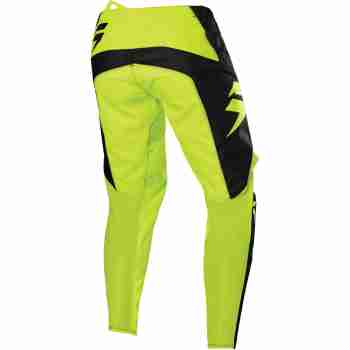 фото 3 Кроссовая одежда Мотоштаны SHIFT Whit3 Label Race Pant Flo Yellow 34