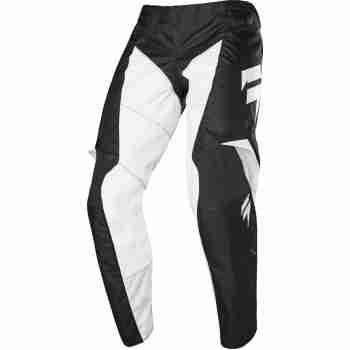 фото 1 Кроссовая одежда Мотоштаны SHIFT Whit3 Label Race Pant Black-White 30