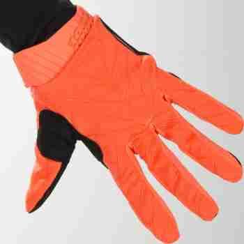 фото 3 Мотоперчатки Мотоперчатки Ride 100% Ridefit Glove Fluo Orange-Black M (9)