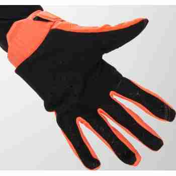 фото 4 Мотоперчатки Мотоперчатки Ride 100% Ridefit Glove Fluo Orange-Black M (9)