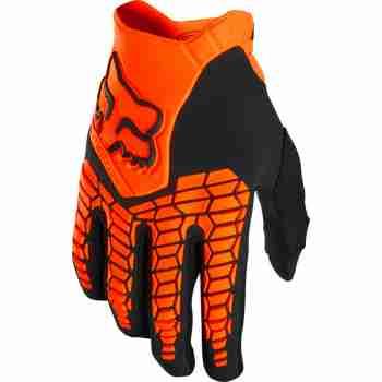 фото 1 Мотоперчатки Мотоперчатки Fox Pawtector Glove Fluo Orange M (9)