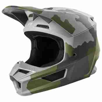 фото 1 Мотошлемы Мотошлем Fox V1 Przm SE Helmet Camo L