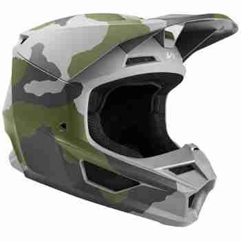фото 3 Мотошлемы Мотошлем Fox V1 Przm SE Helmet Camo L