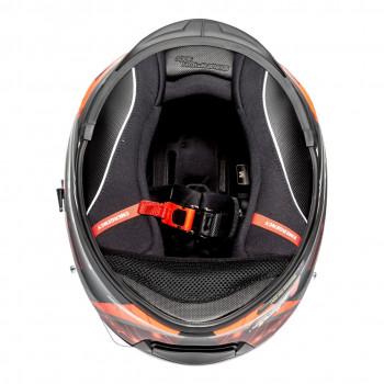 фото 6 Мотошлемы Мотошлем Scorpion Exo 510 Air Clarus Black-Red XL
