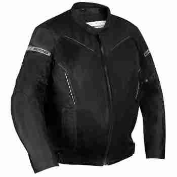 фото 1 Мотокуртки Мотокуртка Bering Cancun King Size Black W4XL