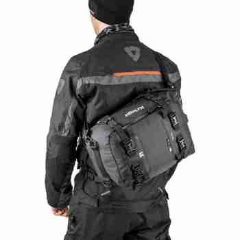 фото 7 Мотокофры, мотосумки  Багажная сумка Kriega US20 Drypack