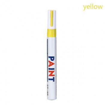 фото 1 Моторучки Маркер для шин InLab Yellow
