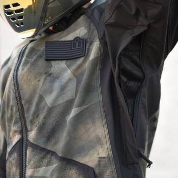фото 6 Мотокуртки Мотокуртка Icon Merc Battlescar Camo M