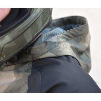 фото 7 Мотокуртки Мотокуртка Icon Merc Battlescar Camo M