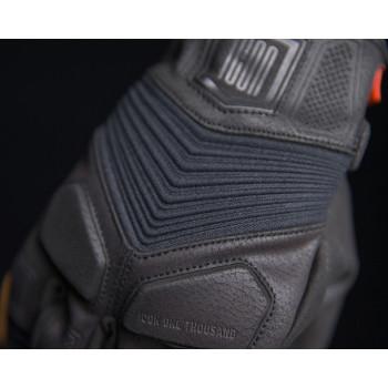 фото 5 Мотоперчатки Мотоперчатки Icon 1000 Nightbreed Black S