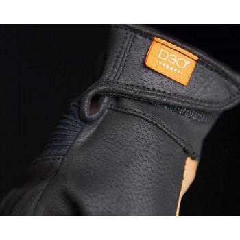 фото 7 Мотоперчатки Мотоперчатки Icon 1000 Nightbreed Black S