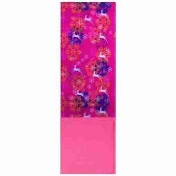 фото 1 Баффы, банданы Универсальный головной убор Buffalo Лапландия Розовый