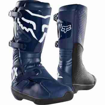 фото 1 Мотоботы Мотоботы FOX Comp Boot Navy 9