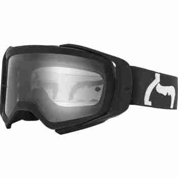 фото 1 Кроссовые маски и очки Мотоочки FOX Airspace Prix Goggle Black Clear Lens
