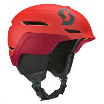 фото 1 Горнолыжные и сноубордические шлемы Горнолыжный шлем Scott Symbol 2 Plus D  Red S