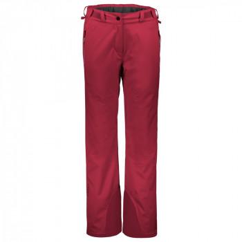 фото 1 Горнолыжные штаны Горнолыжные штаны женские Scott W Ultimate Dryo 20 Red XS