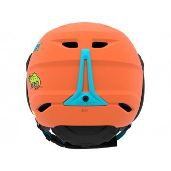 фото 3 Горнолыжные и сноубордические шлемы Горнолыжный шлем Giro Buzz Mips Dinosnow Orange S