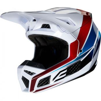 фото 1 Мотошлемы Мотошлем Fox V3 Durven Helmet Multi L