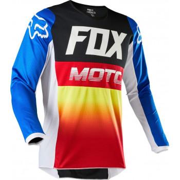 фото 3 Кроссовая одежда Мотоджерси детская Fox Kids 180 Fyce Jersey Blue-Red KM