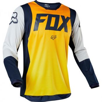 фото 2 Кроссовая одежда Мотоджерси детская Fox YTH 180 Idol Jersey Multi YXL