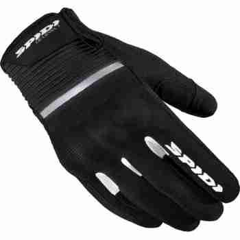 фото 1 Мотоперчатки Мотоперчатки Spidi Flash CE Black-White XL