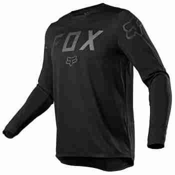 фото 1 Кроссовая одежда Мотоджерси FOX Legion LT Black M