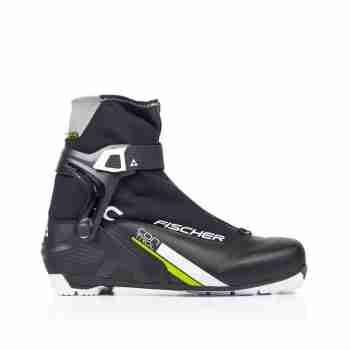 фото 1 Ботинки для беговых лыж Ботинки для беговых лыж Fischer XC Contro  Black 48 (2020-21)