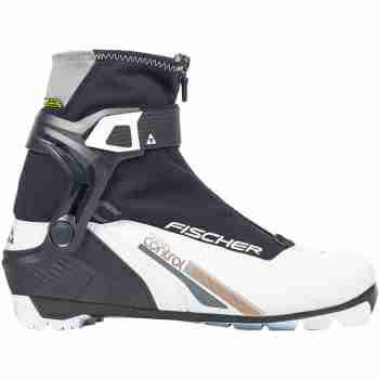 фото 1 Ботинки для беговых лыж Ботинки для беговых лыж Fischer XC Control My Style Black-White 39 (2020-21)