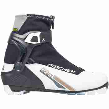 фото 1 Ботинки для беговых лыж Ботинки для беговых лыж Fischer XC Control My Style Black-White 40 (2020-21)