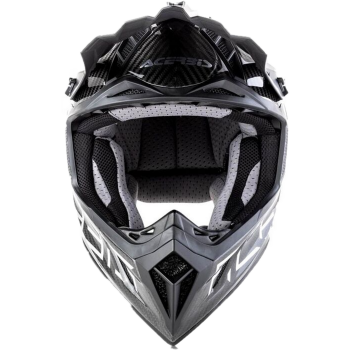 фото 6 Мотошлемы Мотошлем Acerbis Impact Steel Carbon Silver L