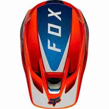 фото 4 Мотошлемы Мотошлем Fox V3 RS Wired Flo Orange XL