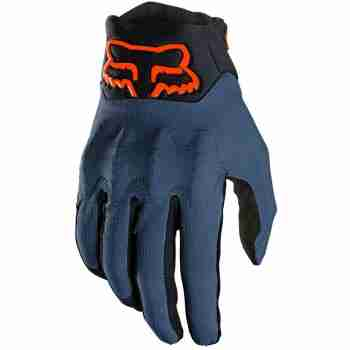 фото 1 Мотоперчатки Мотоперчатки Fox Bomber LT Blue Steel M (9)