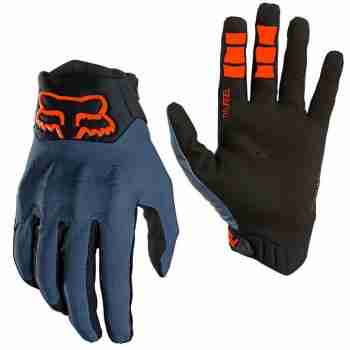фото 3 Мотоперчатки Мотоперчатки Fox Bomber LT Blue Steel M (9)