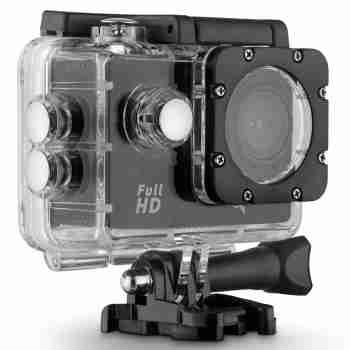 фото 4 Экшн - камеры Экшн-камера AIRON Simple Full HD Black