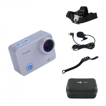 фото 1 Экшн - камеры Набор блогера AIRON 8 в 1: экшн-камера AIRON ProCam 7 Touch с аксессуарами