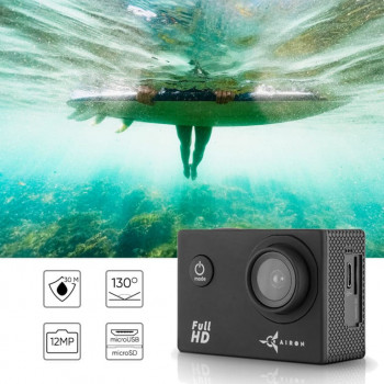 фото 3 Экшн - камеры Набор блогера AIRON 30 в 1: экшн-камера AIRON Simple Full HD с аксессуарами