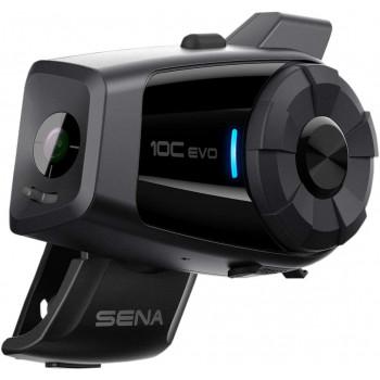 фото 1 Мотогарнитуры и переговорные устройства Мотогарнитура Sena 10C EVO Single Pack